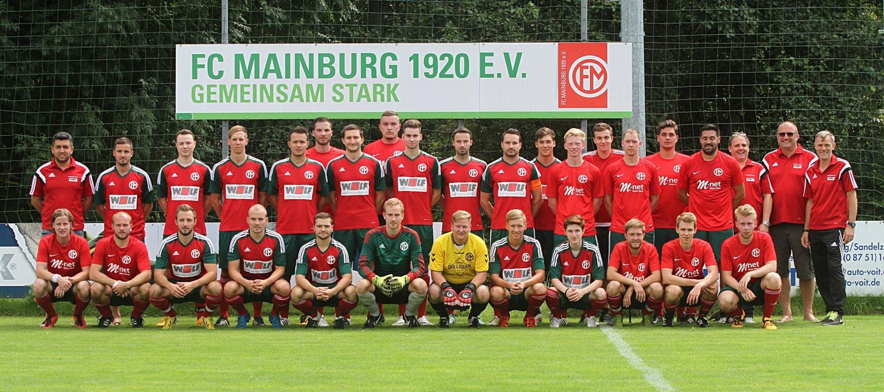 Herren Saison 2016/2017